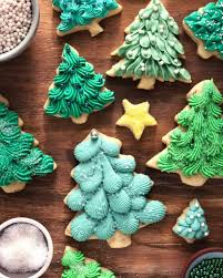 Sugar Cookie Tree Designs Make The Best Frosting For Any Cookie Tara Teaspoon