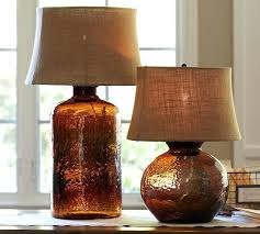 pottery barn table lamps view in gallery colored glass table lamps pottery barn 2 thumb colored pottery barn table lamps