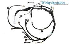 240sx engine harness wiring specialties engine harness for s14 sr20det sr sr20 kouki to s14 240sx
