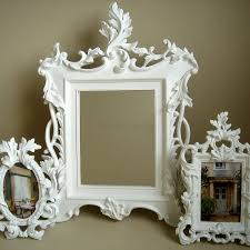 bathroom astounding baroque mirror with unique frame for bathroom intended for white baroque wall mirrors