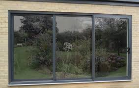 photo of patio door panels entrance doors aluminium patio doors panel mirrored glass sliding exterior remodel concept