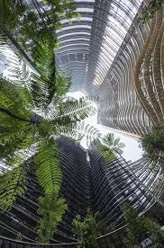 Lighting Consultant Malaysia Ingenhoven Architects Marina One In Singapore Landscape