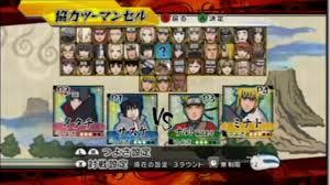 Naruto Shippuden: Gekitou Ninja Taisen Special Roster Has Minato ...