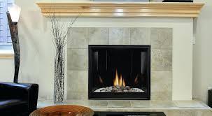 clean fireplace glass ammonia cotswold stone insert