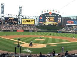 Chicago White Sox Cellular Field Seating Chart Guaranteed Rate Field Section 131 Home Of Chicago White Sox