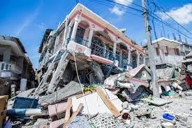 Earthquake of magnitude 7.2 hits Haiti ...