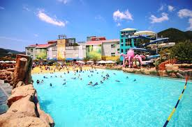 cool swimming pools with slides. Modren With Spa Valley Is The Biggest Water Park In Daegu And Surrounding Provinces It  Shows Off Coolest Thrill Rides Including Speed Slide Which Asiau0027s Highest  Intended Cool Swimming Pools With Slides O