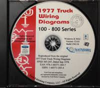 fordmanuals com 1977 ford truck wiring diagrams 100 800 cd rom 1977 ford truck wiring diagrams