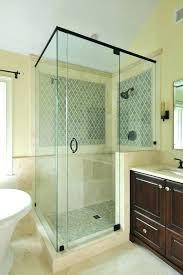 shower glass cost shower glass cost glass shower doors cost amazing popular custom door with throughout