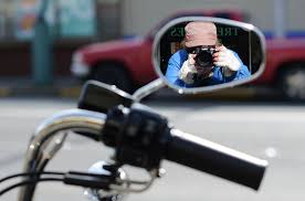 how about self adjusting motorcycle mirrors autoevolution
