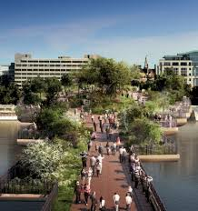 Small Picture Spectacular garden bridge given the go ahead to open in London
