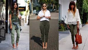 Pants In 22 Outfit Ideas To Wear Cargo Pants In A Posh Way