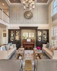 A new light fixture is definitely in order, and i love a lantern in a foyer. 28 Creative Decorating Ideas For Tall Walls Tidbits Twine