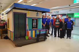 deluxe cubby house to be raffled for telethon bunbury mail