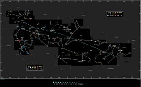Pisces Constellation Star Chart Zodiac Constellations Constellation Guide
