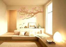 wall painting for living room paint designs of fine design ideas unique art warm colors small