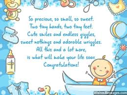 Congratulations On Your Baby Boy Congratulations For Baby Boy Newborn Wishes And Quotes