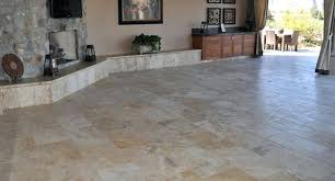 A What Is Travertine Flooring Install Tile Cost