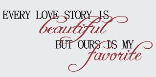 Love Story Quotes Custom Family Quotes Sayings On Life Wall Decals Stickers Every Love