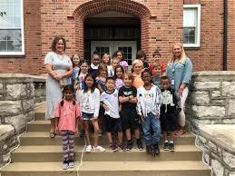 1st Grade - Alicia Schuh / Overview