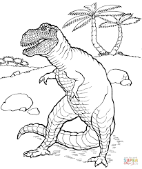Small Picture Tyrannosaurus T Rex coloring pages Free Coloring Pages