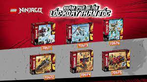 Vietnam LEGO Club - LEGO NINJAGO 2019