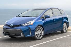 2018 Toyota Prius v Review, Trims, Specs and Price - CarBuzz