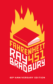 fahrenheit 451 book covers by sarah suraci via behance