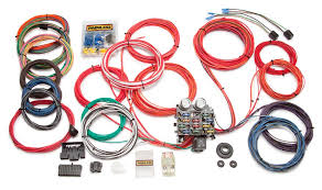 21 circuit classic customizable trunk mount chassis harness Painless Wiring Harness Chevy Truck at How To Install Painless Wiring Harness