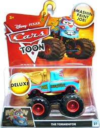 Monster Truck Mater Diecast | Disney Cars Toys Wiki | FANDOM powered ...