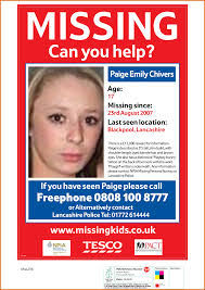 Missing Persons Posters Missing Person Poster TemplateReference Letters Words Reference 7