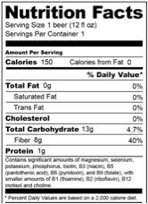 pix 2 nutrition coors light