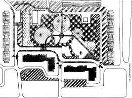 Благоустройство и озеленение территорий Ландшафтная архитектура  ул Мусы Джалиля