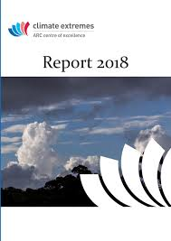 Utas Organisational Chart Arc Centre Of Excellence For Climate Extremes Report 2018