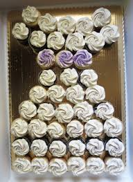 How To Decorate A Wedding Dress Cupcake Cake Fate Cakes