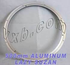lazy susan bearing mechanism. 550 lbs capacity 500mm \u003d 19.69 lazy susan bearing mechanism