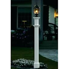 how to install a post light how to install a light post how to install an outdoor lamp post x how to install trinity lighting post light sensor