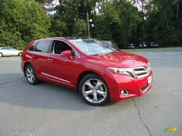 2013 Barcelona Red Metallic Toyota Venza Limited AWD #69728095 ...