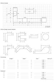 Measuring For Granite Kitchen Countertop Countertop Measurement Countertop Measurements Countertop