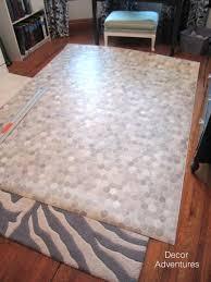 amazing of sheet vinyl flooring how to install a sheet vinyl floor decor adventures