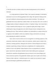 argumentative essay about conflict the meaning of heritage alice 7 pages honors application