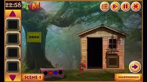 Wooden House Escape Game Walkthrough AVM Forest Wooden House Escape walkthrough AVMGames YouTube 7