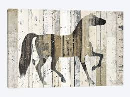 horse wall art decor home decorating ideas