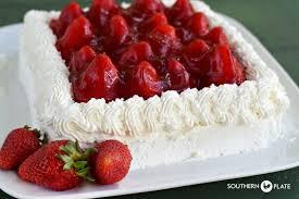 That Strawberry Cake