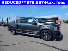 New 2018 Ford F-150 Saleen Sportruck 4D SuperCrew in Richmond ...