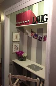 office in closet ideas. no space for an office how about building closet here are 10 in ideas