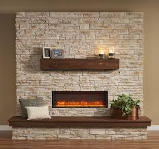 using modern indoor electric fireplaces