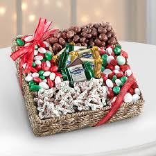 Christmas Gift Baskets  Hickory FarmsChristmas Gift Baskets Online