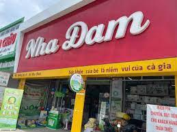 Siêu thị Nha Đam địa điểm mua sắm chất lượng cho mẹ và bé