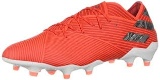 Buy adidas Nemeziz 19.1 Firm Ground Soccer Cleats (8.5 M US) at Amazon.in